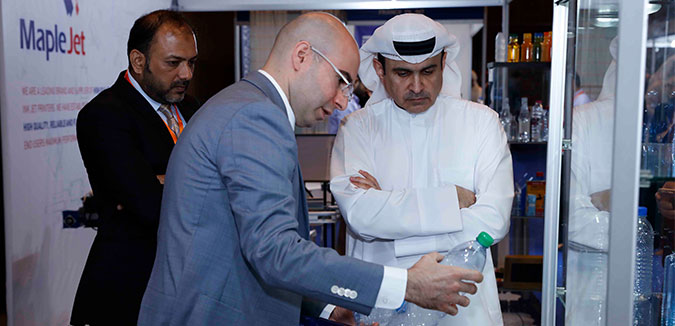 Al Qamzi opens 9th Dubai Drink Technology Expo